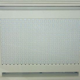 MDF storage heater cover