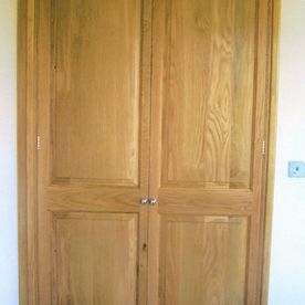 oak double robe